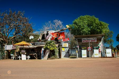 australia, australien, northern territory, daly waters pub, stuart hwy
