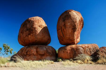australia, australien, northern territory, devil's marbles, karlu karlu,  karlwekarlwe