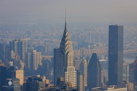 New York,  New York City, Chrysler Building