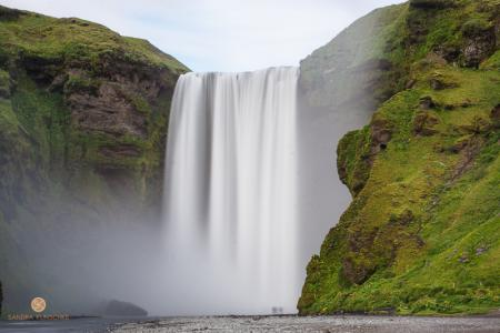 Skógafoss, Skóga, Südisland, Island