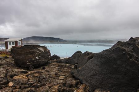 Thermalbad Jarðböð, Mývatn, Island